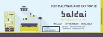 "Auraplus baldų parodoje ""BALDAI2016"""